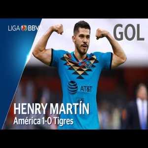 Club América [1] - 0 Tigres (Martín 68') | Gio Assist