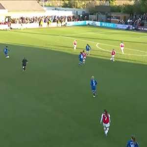 Guro Reiten, Arsenal 0 - 4 Chelsea [68']