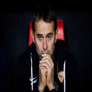 Julen Lopetegui on Sevilla's disallowed goal vs Real Madrid: We have been in the football world for many years and there are things that surprise you. I would like some explanation. I don't know what the referee could see.