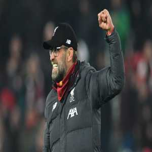 """Jurgen Klopp on United: """"They had moments when they played football but not too often."""""""