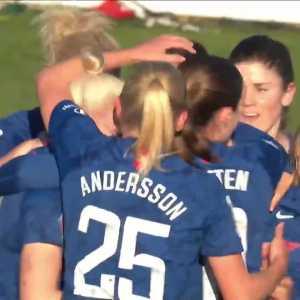 Sam Kerr, Arsenal 0 - 2 Chelsea [13']