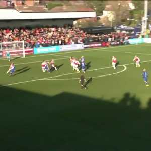 Sophie Ingle, Arsenal 0 - 3 Chelsea [20'], Great Volley