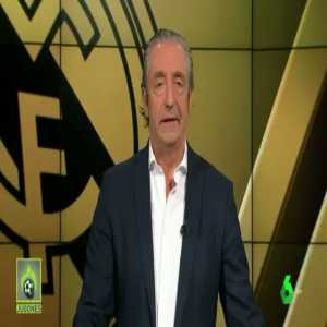 El Chiringuito [JLS]: Today Real Madrid will make the signing of Reinier official
