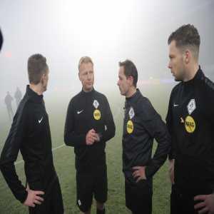 Fortuna Sittard - Feyenoord abandoned due to heavy mist