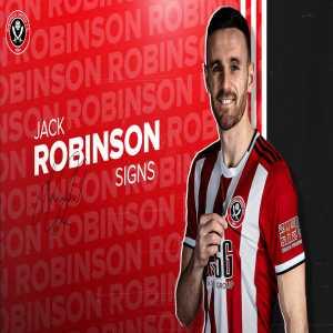 Sheffield Unites sign Jack Robinson from Nottingham Forest