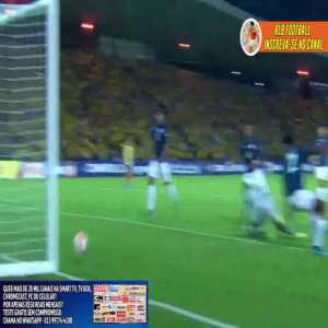 Colombia 3-0 Ecuador - Carrascal (nice goal) | Olympic Qualifiers
