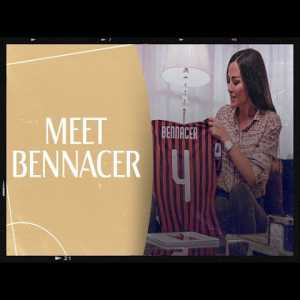 "Meet... Ismaël Bennacer 🏡. Milan's midfielder is the new protagonist of ""Meet the"" series as we get to know what he's like off the field"