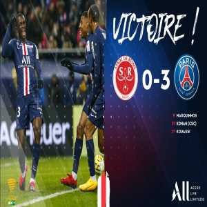 PSG have qualified to the finals of the league cup to face Lyon