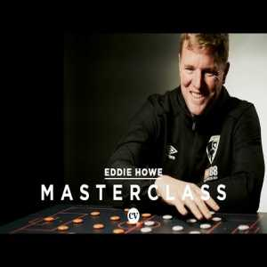Eddie Howe shares his tactics from Bournemouth's 3-0 win over Chelsea at Stamford Bridge from 2018 - The Coaches' Voice