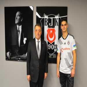 Ajdin Hasić joins Beşiktaş on 4.5 year contract