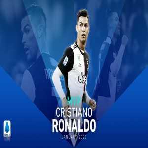 Cristiano Ronaldo wins January 2020 Serie A MVP
