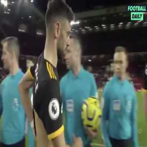 De Gea thought that Bruno Fernandes was a Wolves player [Video]