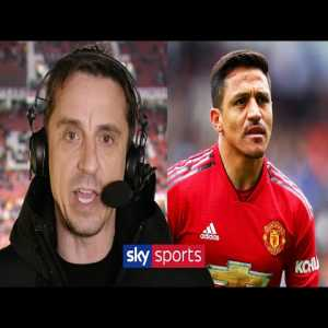 Gary Neville criticises Man United's player recruitment compared to Liverpool & Man City