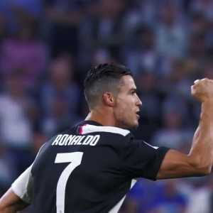 Cristiano Ronaldo turns 35 years old today. Happy birthday!