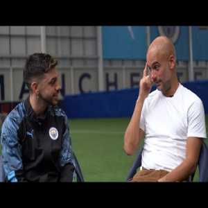 """Guardiola: """"I miss the Clásicos a bit. Every year was the Match of the Century. Here the biggest match is Liverpool-United and we have the city derby, but for media just are great matches. In Germany people see BVB-Bayern and then goes to the theater. Derbies in Spain & Italy are something cultural"""""""