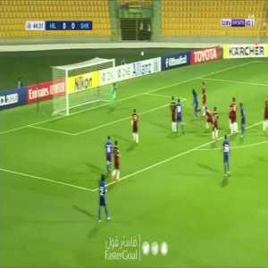 Al-Hilal (KSA) [1] - 0 Shahr Khodrou (Iran) — André Carrilo 44' — (Asian Champions League - Group Stage)
