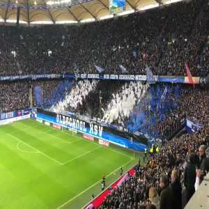After carrying out Germany's first ever legal pyro show, HSV ran a survey among season ticket holders. 98% said they felt safe, with 89% said they would welcome similar actions in the future
