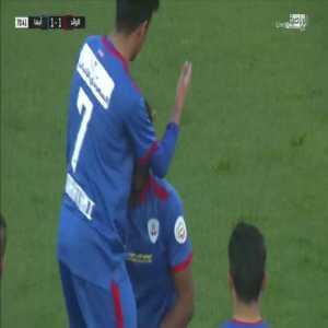 Al-Raed 1 - [1] Abha — Firas Chaouat 71' — (Saudi Pro League - Round 18)
