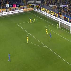 Ankaragucu 2-0 Fenerbahce - Gerson Rodrigues 75'