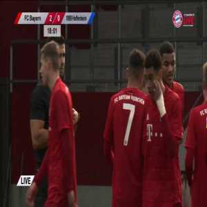 Bayern München U19 [2]-0 Hoffenheim U19 - Oliver Batista Meier 18'