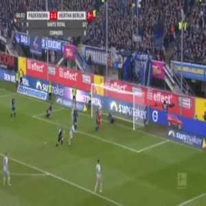 Paderborn 1-[2] Hertha - Matheus Cunha back-heel 67'