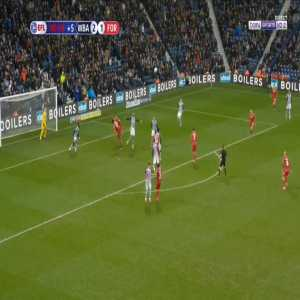 West Brom 2-[2] Nottingham Forest - Matty Cash 90'+1'