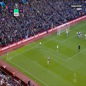 Aston Villa [2]-2 Tottenham Hotspur - Engels 53'