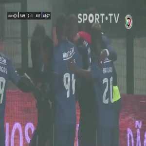 Famalicao 0-1 Aves - Welinton Junior penalty 67'