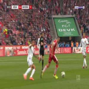 Köln [1]-4 Bayern München - M. Uth 70'
