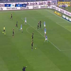 Lazio 0-1 Inter - Ashley Young 44'