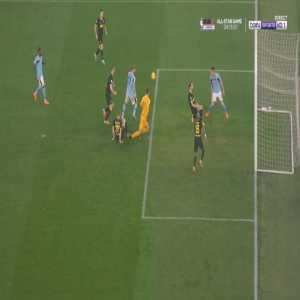 Lazio [1]-1 Inter - Ciro Immobile penalty 50'