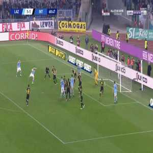 Lazio [2]-1 Inter - Sergej Milinkovic-Savic 69'