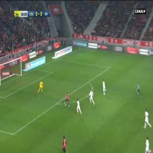 Lille [1] - 0 Marseille - Osimhen 51'
