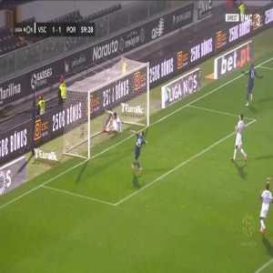 Vitoria Guimaraes 1-[2] FC Porto - Moussa Marega 60'