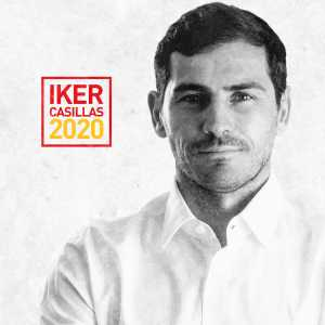 Iker Casillas presents his candidacy for president of the RFEF in 2020