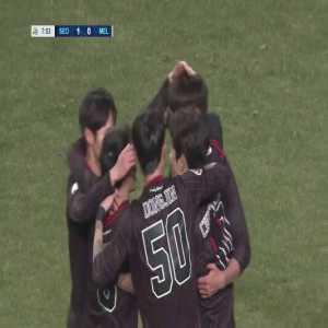 FC Seoul [1]–0 Melbourne Victory – Park Chu Young 8' (AFC Champions League GS)
