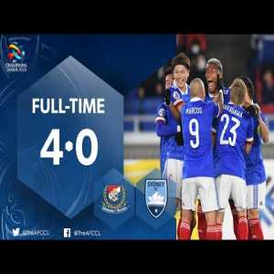 #ACL2020 : YOKOHAMA F.MARINOS (JPN) 4-0 SYDNEY FC (AUS) : Highlights