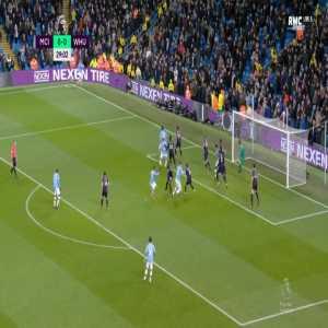 Manchester City 1-0 West Ham - Rodri 30'