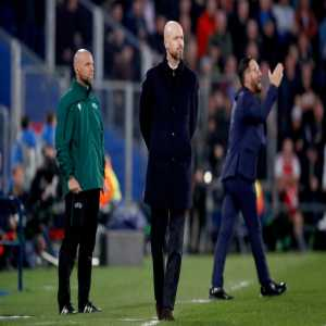 Ajax had zero shots in the first 45 minutes. It's the first time this has happened since the appointment of Erik ten Hag in December 2017