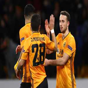 Including qualifiers, Diogo Jota has been directly involved in 13 goals in 11 games in European competition for Wolves this season, scoring eight and assisting five. Continental.