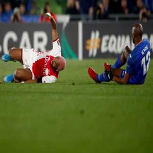 The ball was in play for just 42 minutes & 36 seconds during Getafe - Ajax, the second-shortest amount of time in a Europa League game (since 2009)
