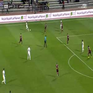Al-Faisaly 0 - [1] Al-Ettifaq — Walid Azarou 57' — (Saudi Pro League - Round 19)
