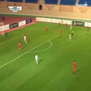 Arab U20 Cup: Algeria [1]-0 Palestine - Merouane Zerrouki goal (5')