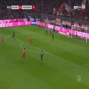 Bayern [2]-1 Paderborn - Robert Lewandowski 70'