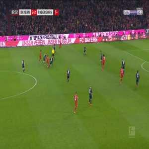 Bayern [3]-2 Paderborn - Robert Lewandowski 88'
