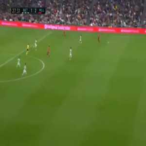 Betis 1-[2] Mallorca - Ante Budimir 27'