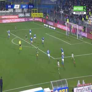 Brescia 1-[2] Napoli - Fabian Ruiz 54'