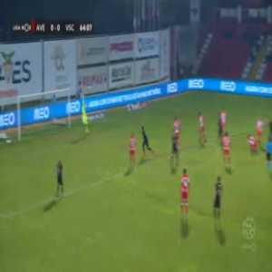Dep. Aves 0-[1] Vitória SC - Davidson 65' (Great goal)
