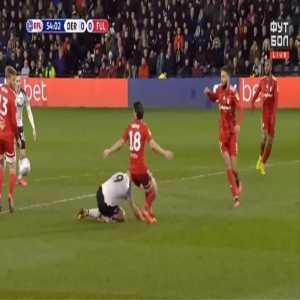 Derby 1-0 Fulham - Wayne Rooney penalty 55'