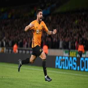 Excluding penalties, Ruben Neves has scored 12 goals for #WWFC. Every single one of them has been from outside of the box.